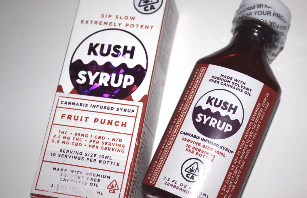 Kush Syrup - Urban Flavours