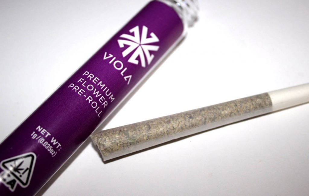 Purple Punch Pre-Roll - The People_s Dispensary