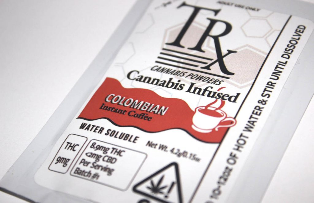 THC Colombian Instant Cofee - Padre Mu